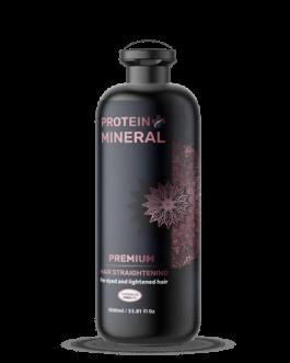 בקבוק ליטר החלקה לשיער צבוע-מובהר-לשימושמקצועיבלבד