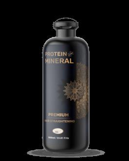בקבוק ליטר החלקה לשיער טבעי- לשימושמקצועיבלבד